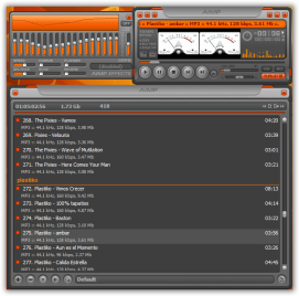 AIMP 2.10 mejor que el Winamp y Win Media Player